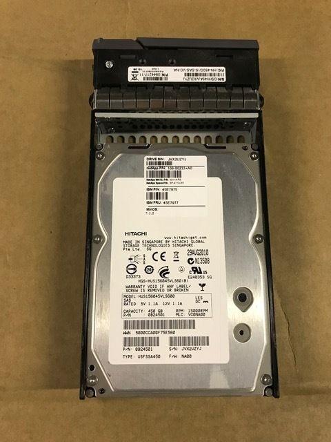 R65DG Dell 450GB 15K RPM SAS 3.5 HD