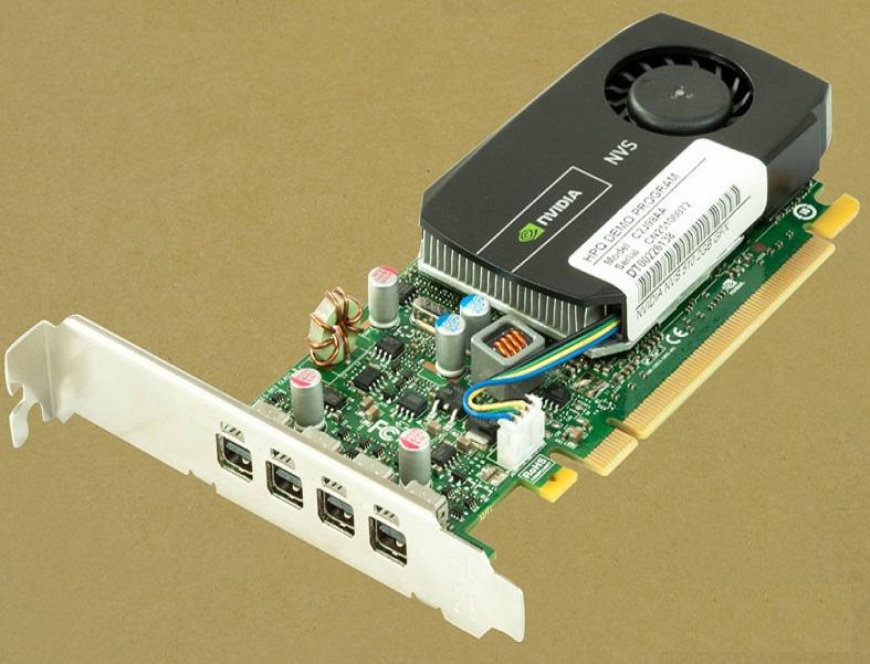 PNY Technologies Quadro NVS510 2GB Bulk VCNVS510DP-BLK