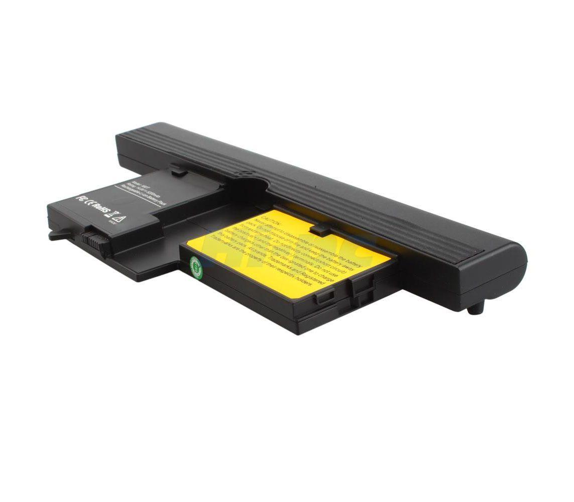 c74737590652 42T5259 Lenovo 4-Cell 14.4v 2.0ah Li-Ion Battery For Thinkpad X60 Tablet.  New Bulk Pack