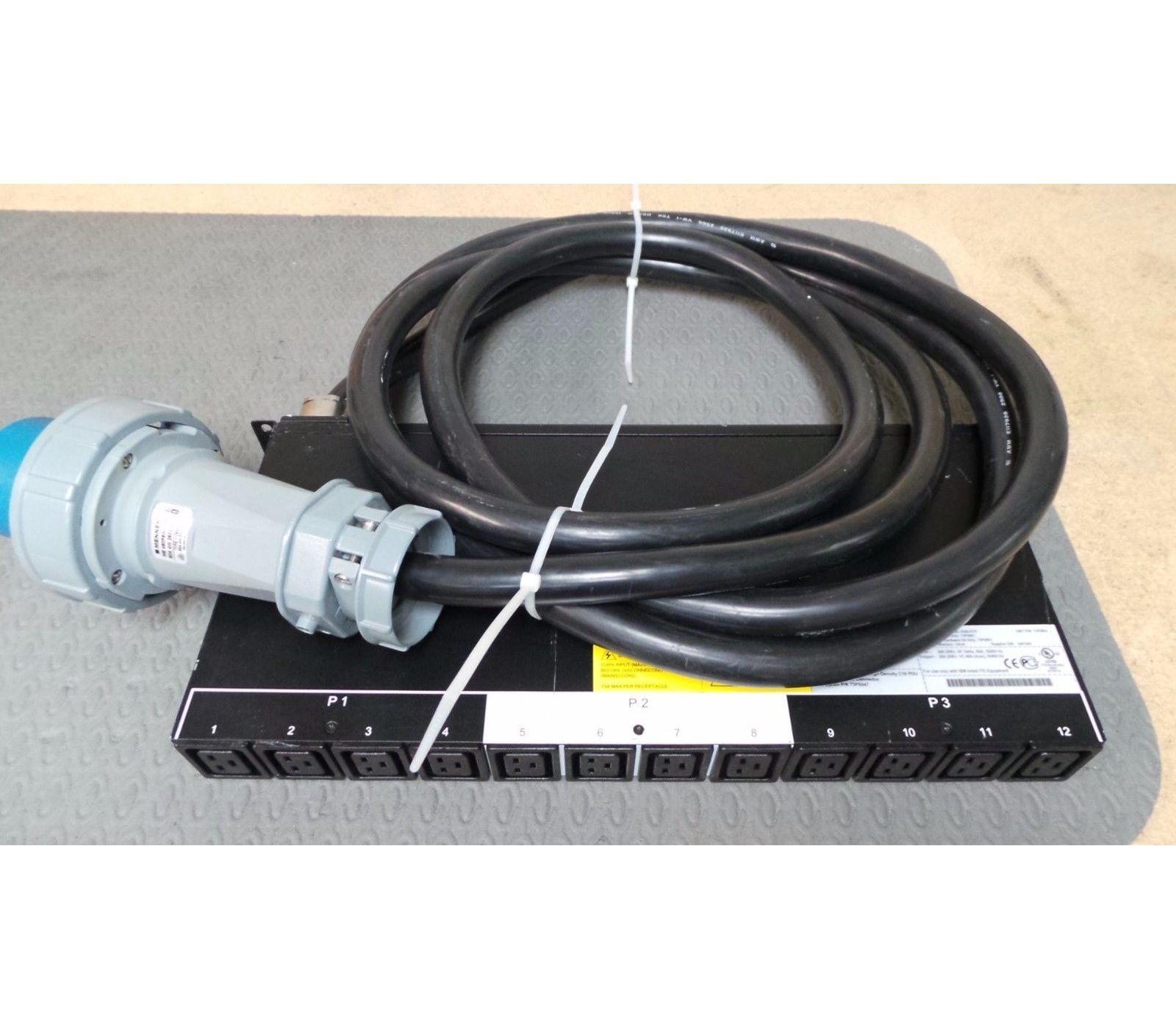 73p5861 Ibm 208 Volt Power Distribution Unit 3