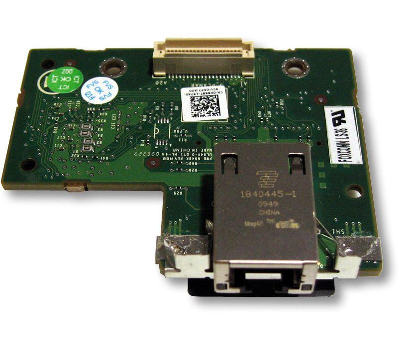 T902J Dell Idrac 6 Enterprise Remote Access Card For Dell Poweredge  R610/R710  Refurbished